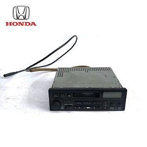 Rádio Toca Fita - Honda Civic 97 Á 00 - Original