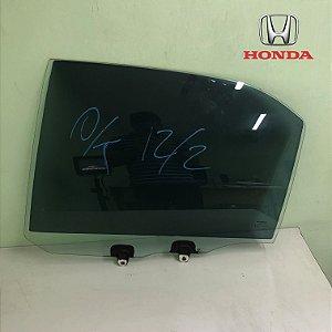 Vidro Traseiro Esquerdo Honda Civic 97 á 00 - Original