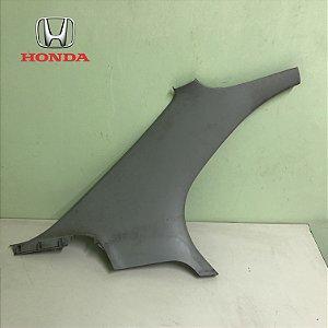 Acabamento Coluna Esquerda Traseira - Honda Civic 97 á 00