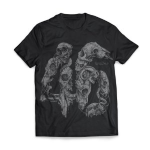 Camiseta Abacrombie Ink