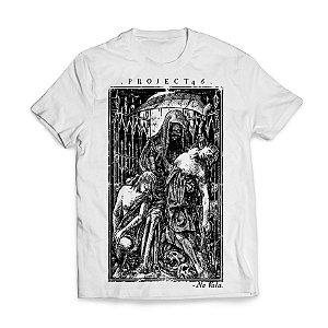 Camiseta Na Vala -  Branca