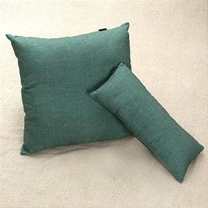 Almofada Linho Verde