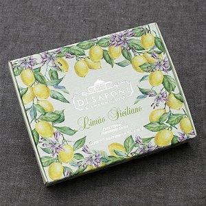 Kit Sabonetes Limão Siciliano