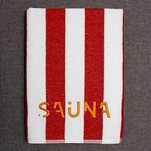 Toalha Listrada Sauna