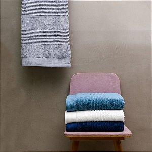 Kit 2 toalhas de rosto Baby Skin Spa pelo preço de 1