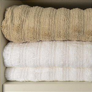 Kit 2 toalhas de rosto Baby Skin Cotelê pelo preço de 1