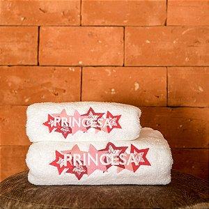 Toalha Dual Princesa