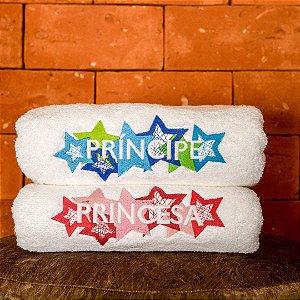 Toalha Dual Príncipe