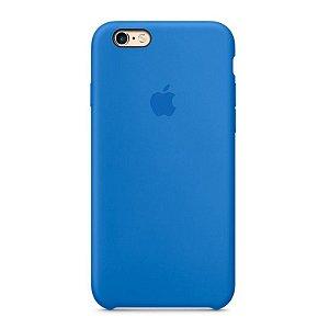 Capa de silicone para iPhone 6 / 6s