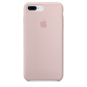 Capa de silicone para iPhone 7 Plus / 8 Plus