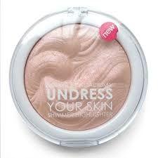 Iluminador Undress Your Skin Pink Shimmer - Mua