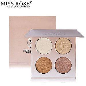Quarteto de iluminadores - Miss Rôse