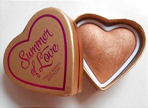 Summer of love baked bronzer