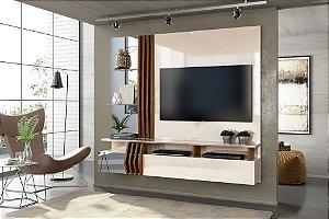 Home Suspenso Bello Off White/Demolição - Dj Móveis