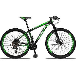 Bicicleta Aro 29 Dropp Aluminum 27v Câmbio Traseiro Altus Freio Hidráulico