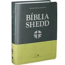 Bíblia Shedd - verde