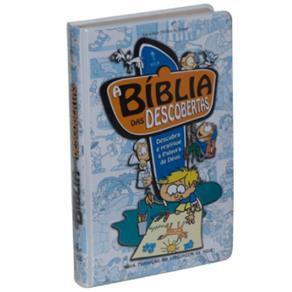 Bíblia das Descobertas Azul
