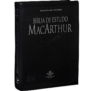 Bíblia de Estudo MarcArthur