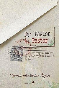 De Pastor á Pastor