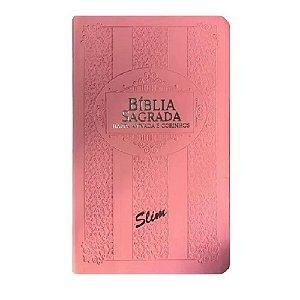 Bíblia Slim- Rosa