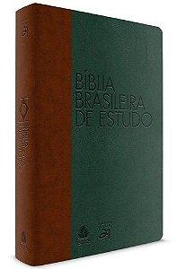 Bíblia Brasileira de Estudo- Verde