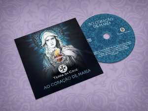 CD Digital Terra da Cruz: Ao Coração de Maria (download)