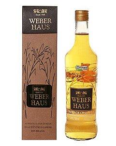 Cachaça Weber Haus Amburana Orgânica - 700ml