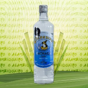 Cachaça Colombina CRISTAL 700ml