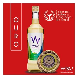 Cachaça Wiba Amburana 670ml