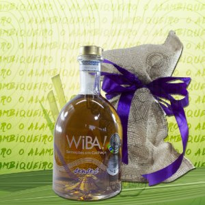 Cachaça WIBA! Senses Premium 750ml