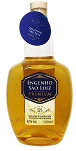 Cachaça Engenho São Luiz Premium Carvalho 600ml