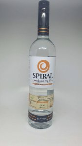Spiral London Dry Gin 750ml
