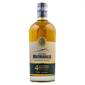 Cachaça Matriarca 4 Maderias 750ml