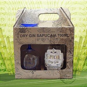 Kit Sapucaia Dry Gin 700ml