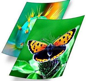 Papel Fotográfico Microporoso Glossy Ultra Brilho 260g A4 Premium (304UB) - 100 folhas