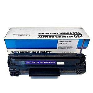 Cartucho Toner Para Impressora HP CB 435/436/CE285/278 Universal - 01 Unidade (Cód. 2050)