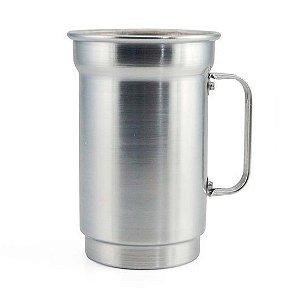 Caneca de Alumínio para Sublimação Brilhante 650ml - 01 Unidade (AL4012)