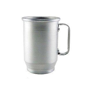 Caneca de Alumínio para Sublimação Fosca 600ml - 01 Unidade (AL4020)