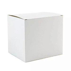 Caixinha para Caneca Totalmente Sublimável Sem Visor Em Papel Duplex 275g 10x10cm para Caneca (AL3003) - 10 Unidades
