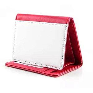 Carteira Pequena Rosa Mecolour - 01 Unidade (C063)