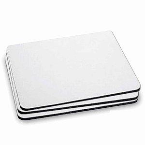 Plaquinha de Imã com Papel Glossy Resinado 300g para sublimação 10x15cm - Pacote Com 10 Unidades (AL9000)