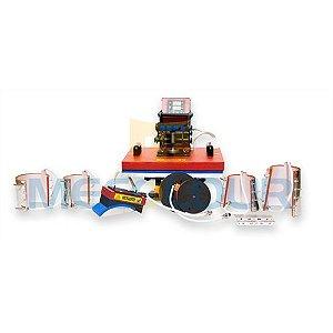 Prensa Térmica Digital DA Combo 8x1 110v Mecolour (A111) - 01 Unidade