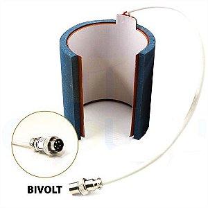 Manta / Resist. Cilíndrica Bivolt Prensa A001 RBV 110V/220V (R001) - 01 Unidade