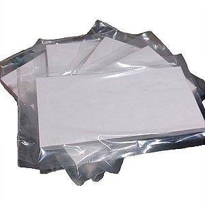 Manta Adaptadora 100% Silicone Branca de 10 mm p/ Long Drink, Taças, Canecas P/ Prensas Térmicas Cilíndricas - 05 Unidades