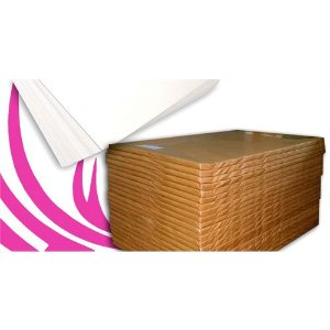 Papel Couchê Branco 64x88cm Suzano Fit Gloss 80g Impressão a Laser - Pacote com 500 Folhas