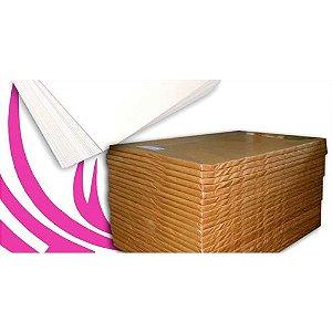 Papel Couche Branco 66x96cm Suzano Fit Gloss 115g Impressão a Laser - Pacote com 250 Folhas