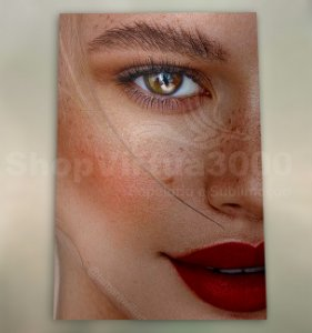 Papel Fotográfico Matte (Fosco) 180g - 10x15 cm Quality (P083) - 100 Folhas