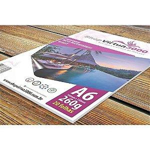 Papel Fotográfico Microporus Glossy 260g/m² - 10cmx15cm - 100 folhas