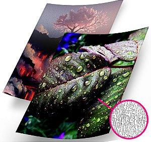 Papel Fotográfico Texturizado Casca de Árvore Glossy A4 230g - 20 Folhas