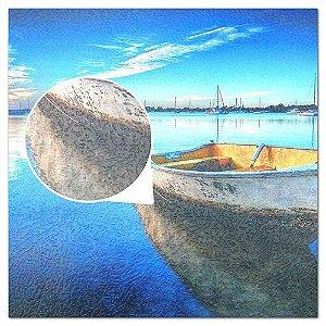 Papel Fotográfico Texturizado Couro Glossy A4 230g - 50 Folhas